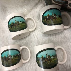 Polo by Ralph Lauren Dining - Polo Ralph Lauren Vintage Limited Edition Mugs